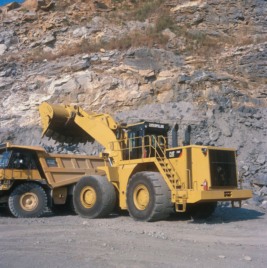 Cat 988h Australian Civil And Mining Training